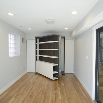 Murphy Bed in Motion