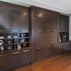 modern bedroom by Old World Kitchens & Custom Cabinets