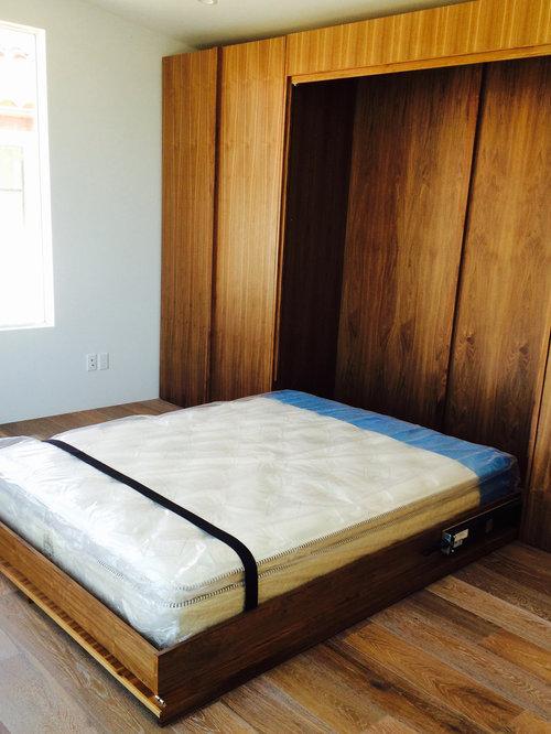 Murphy Bed Wall Unit