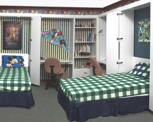 Horizontal murphy bed home design ideas pictures remodel for Murphy bed melbourne