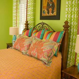 Inspiration for a coastal bedroom remodel in Charleston