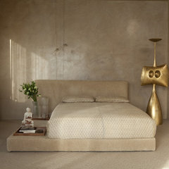 modern bedroom by interieurs By Francine Gardner