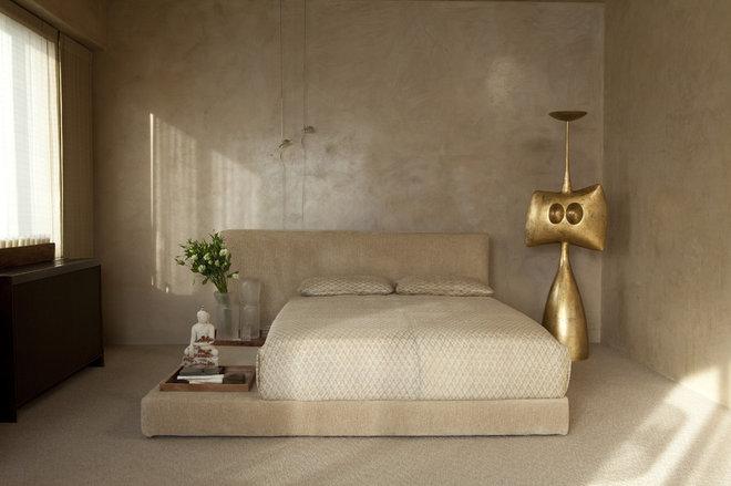 Modern Bedroom by interieurs by Francine Gardner
