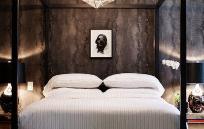Room of the Day: A Cocoon for Late-Night Crashing