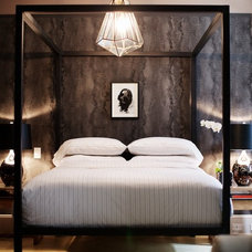 Contemporary Bedroom by id 810 design group