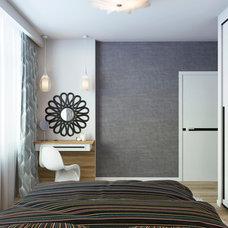 Contemporary Bedroom by ARCHIFORMS studio