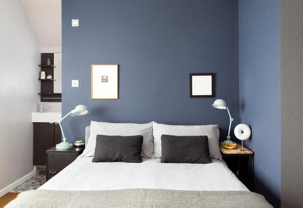 Contemporain Chambre by JLV Design Ltd