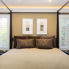 Contemporary Bedroom by MW Interiors