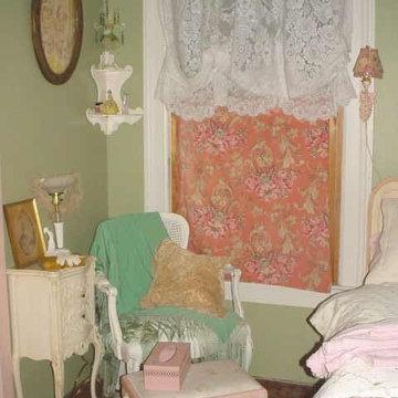 My bedroom french corner