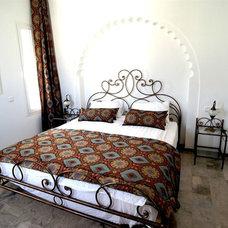Contemporary Bedroom by ARTDeCO