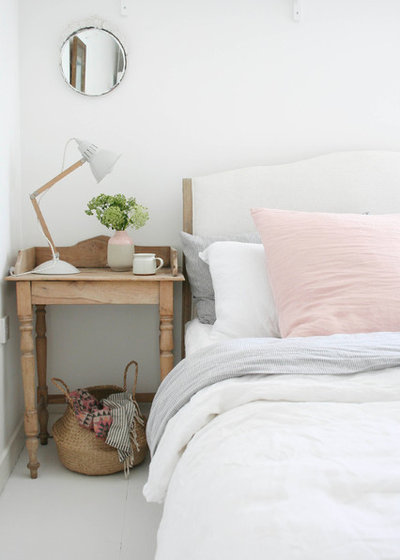 Eclectic Bedroom by Apartment Apothecary