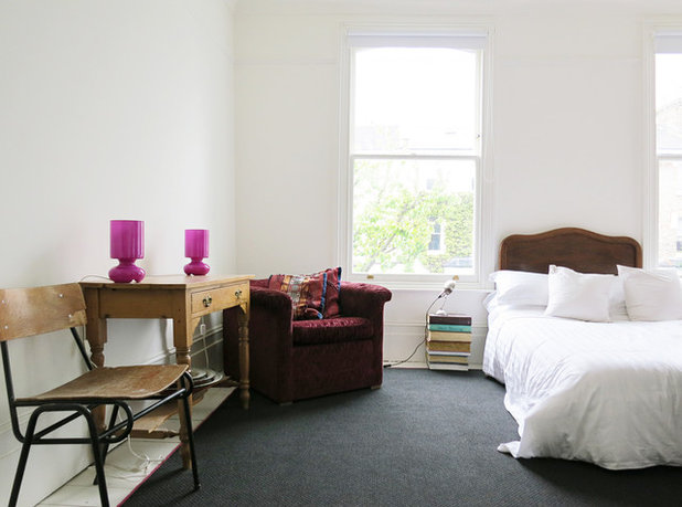 Eclectic Bedroom by House of Locations