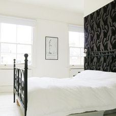 Eclectic Bedroom by Mad About Your House