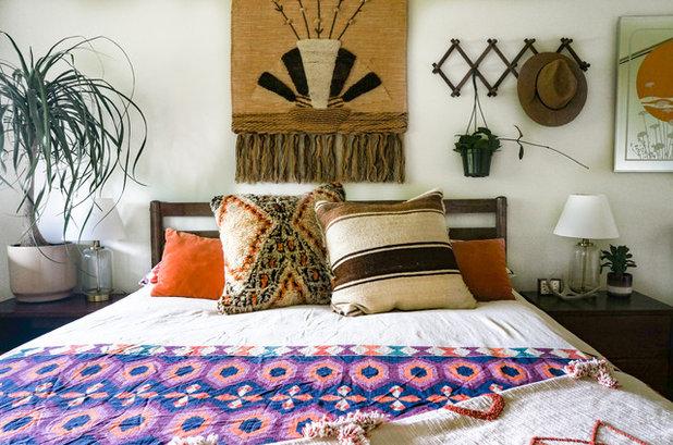 Ecléctico Dormitorio by STRUKTR Studios Photography