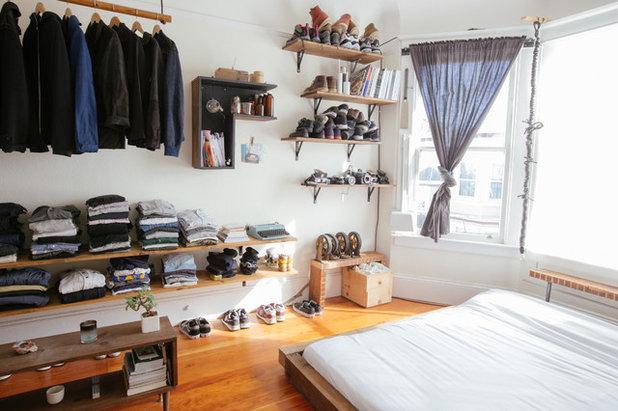 エクレクティック 寝室 by Nanette Wong