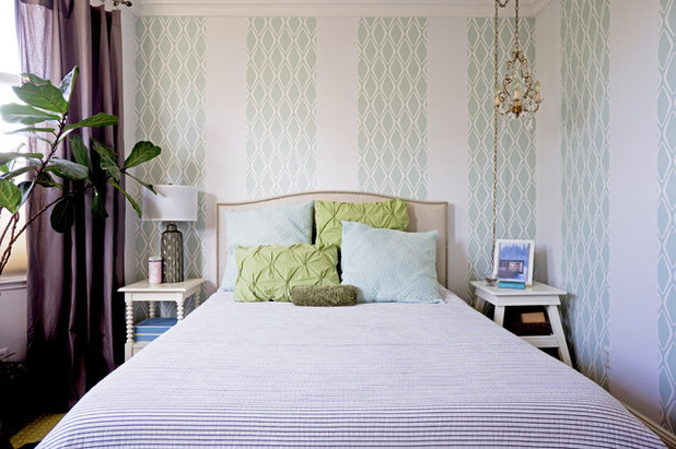 Transitional Bedroom by Hoi Ning Wong