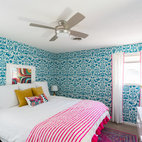 My Houzz: A Burst of Happy Colors in a Lakeside Missouri Home