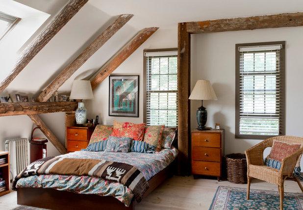 Eklektisk Soveværelse by Rikki Snyder