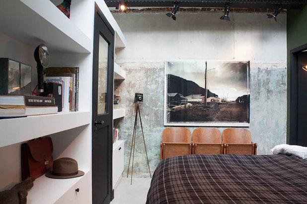Eclectic Bedroom by Louise de Miranda