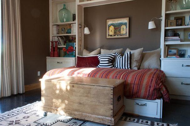 Eclectic Bedroom by Angela Flournoy