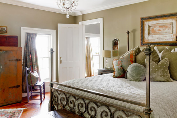 Country Bedroom by Rikki Snyder