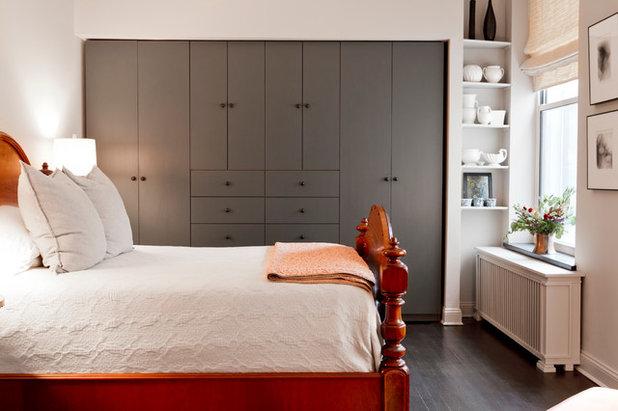 Современная классика Спальня by Rikki Snyder