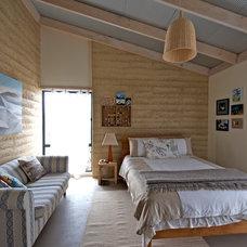 Rustic Bedroom by Jeni Lee