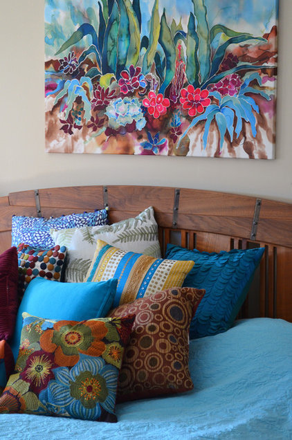 craftsman bedroom by Sarah Greenman