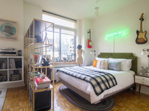 a bedroom. 5 Ways to Fake a Bedroom in Studio Apartment  The Do s and Don ts of Decorating Small