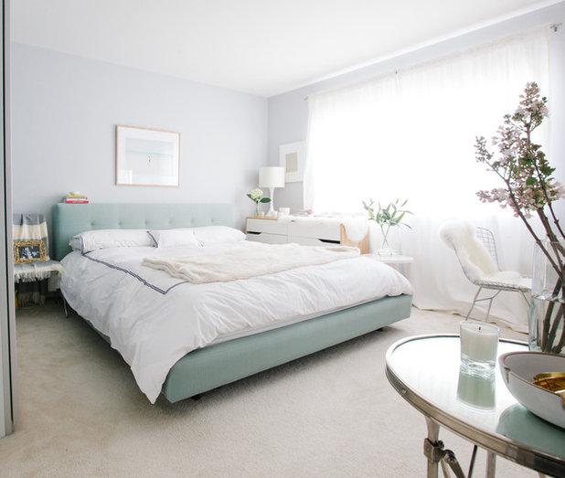 Clásico renovado Dormitorio by Nanette Wong