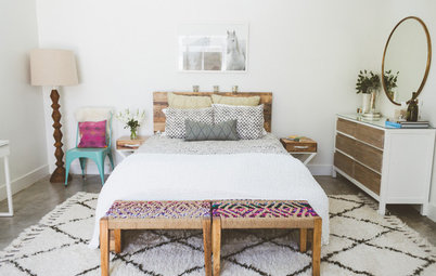 USA Houzz: Laid-Back Bohemian Vibes in New Austin
