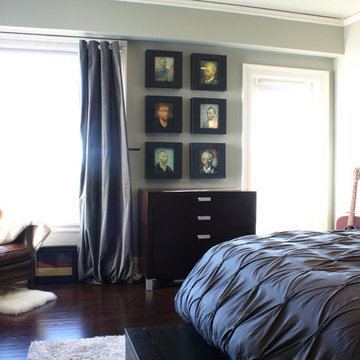 My Houzz: California Cool in a San Francisco Hilltop Apartment