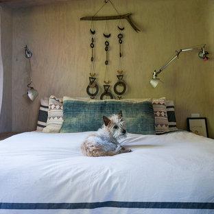 Eklektisches Schlafzimmer in Los Angeles