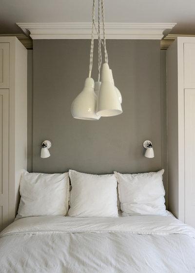 Klassisch modern Schlafzimmer My Houzz: Casual Comfort in a London Victorian