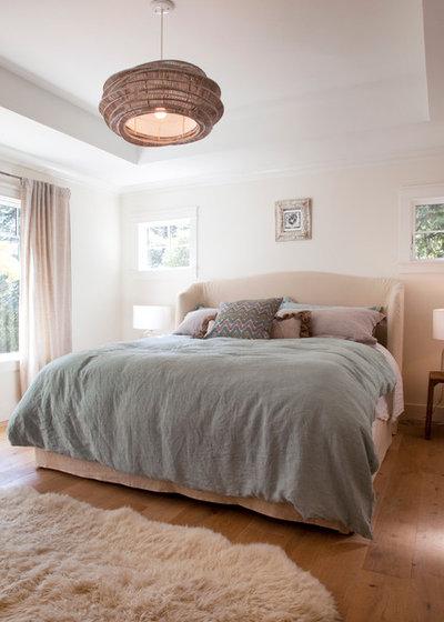 Современный Спальня by Margot Hartford Photography