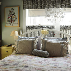 Eclectic Bedroom by Julie Smith