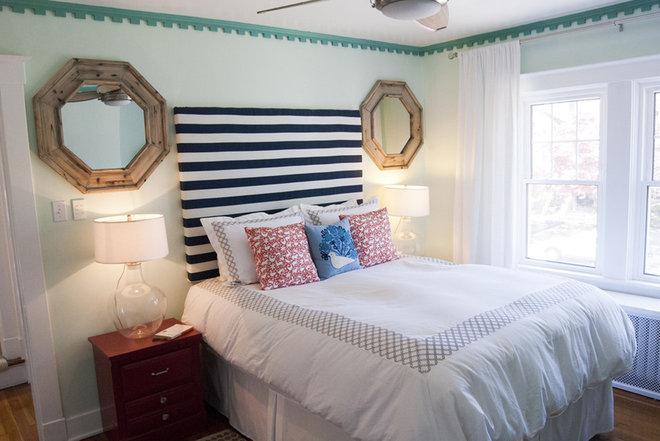 Eclectic Bedroom by Adrienne DeRosa