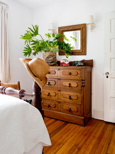 Traditional Bedroom by Rikki Snyder