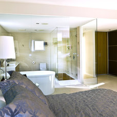 Contemporary Bedroom by Cynthia Lynn Photography