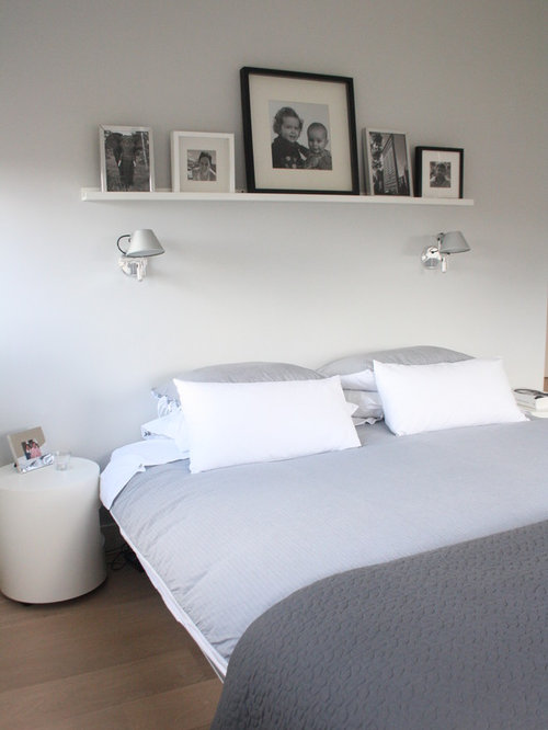 Shelf Above Bed Houzz