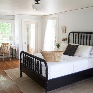 Farmhouse bedroom photo in Kansas City