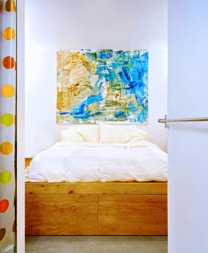 My Houzz: Creative Moves Turn A Toronto Basement Into A
