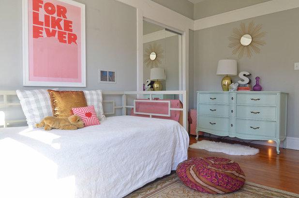 Chambre ado houzz id es de d coration et de mobilier pour la conception de la maison - Petite chambre dado ...