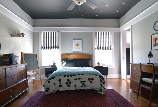 My Houzz Creative Thrifting Beautifies A Texas Bungalow