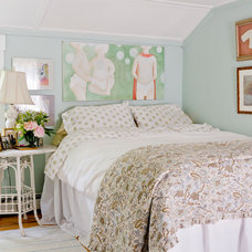 Farmhouse Bedroom by Rikki Snyder