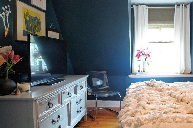 Midcentury Bedroom by Laura Garner