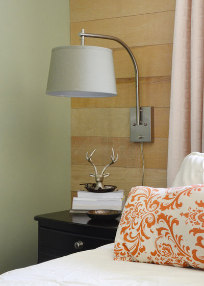 Traditional Bedroom by Design Fixation [Faith Provencher]