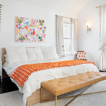 My Houzz: Eclectic, Kid-Friendly Home for a Creative Couple