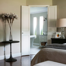 Transitional Bedroom by Angela Flournoy