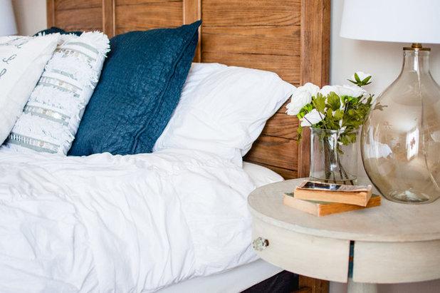 Farmhouse Bedroom by Alexandra Crafton